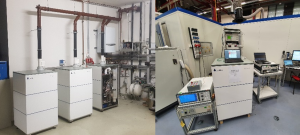 Development and testing at Sunfire, Germany